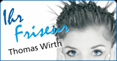 Ihr Friseur Thomas Wirth